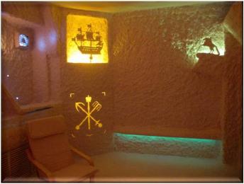 Строим Галокамеры, соляные комнаты, пещеры по Всей России
