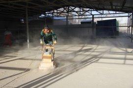 Шлифование бетона