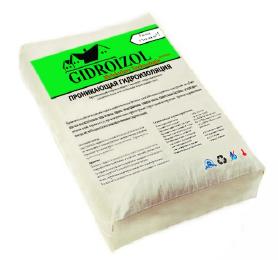 Гидроизоляция сухие смеси GIDROIZOL