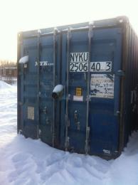 Контейнер 20 тн и контейнер утепленный