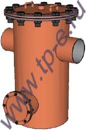 Производим грязевики ТС-567