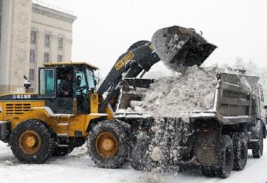 Вывоз строительного мусора, снега