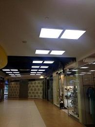 Светодиодные Светильники офисные