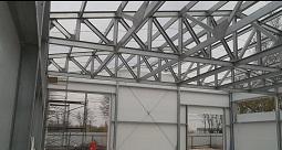 Строительство быстро возводимых металлических конструкций ООО\