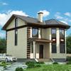 Индивидульный проект дома на заказ