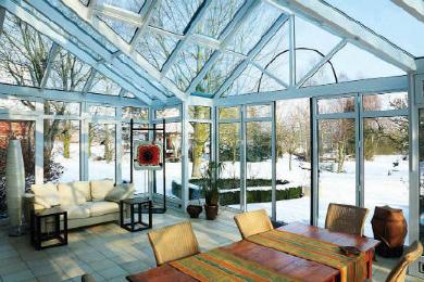 Алюминиевые окна - Строительная компания Окна-Москва
