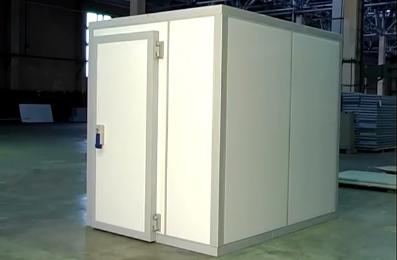 Холодильная камера 1,41х1,32х2,2 ппу80 бу