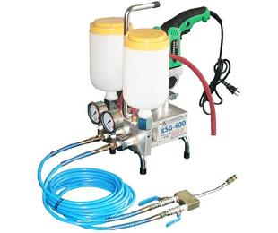 Инъекционный насос ТТ-600 (2-х компонентный)