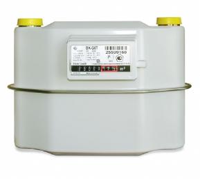 Счетчики газа коммунальные BK-G бытовые c механической коррекцией по температуре