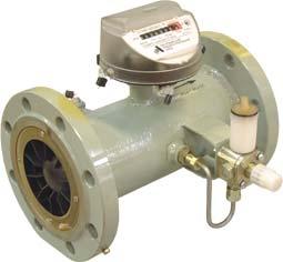 Турбинные счетчики газа типа сг-16мт Р2, Р3