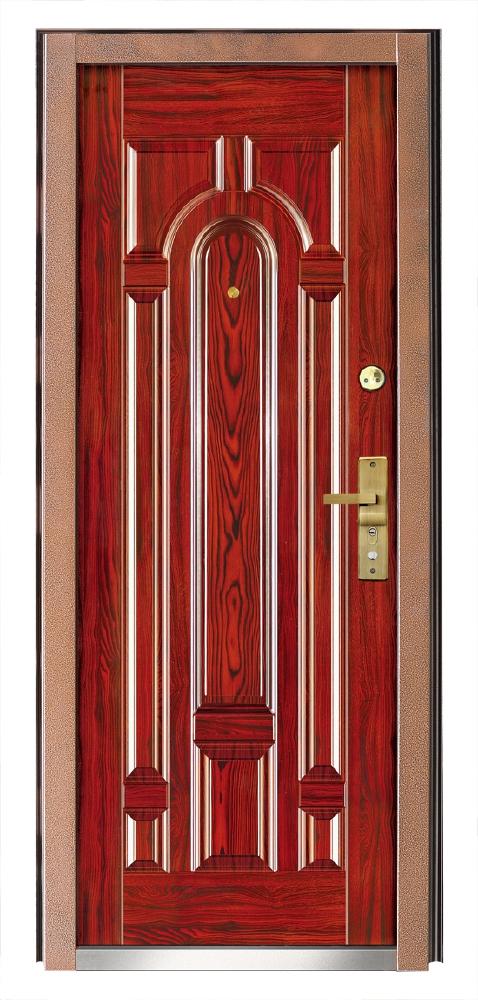 с усиленной входной дверью