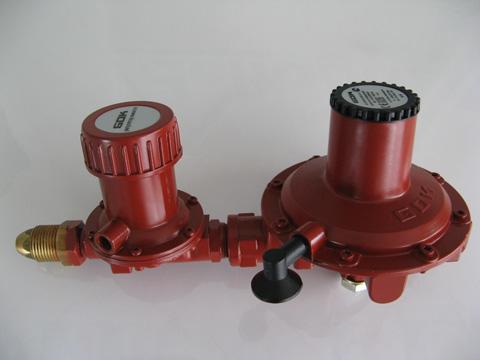 Регулятор давления сжиженного газа GOK тип 052