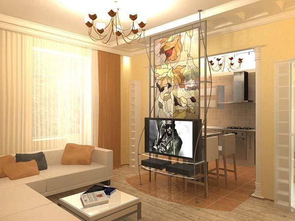 Дизайн гостиной в брежневке фото
