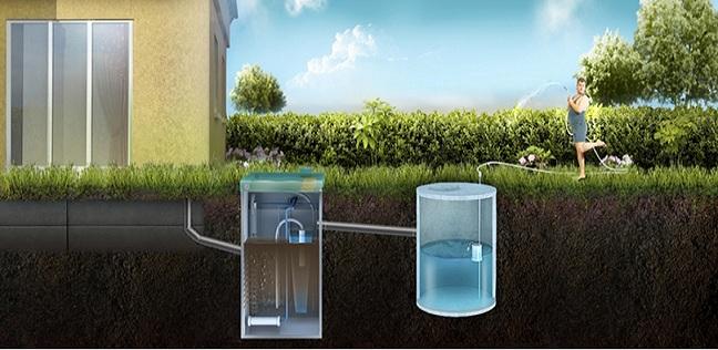 Монтаж септиков для дома и дачи. Автономная канализация для коттеджей. Станции глубокой очистки сточных вод