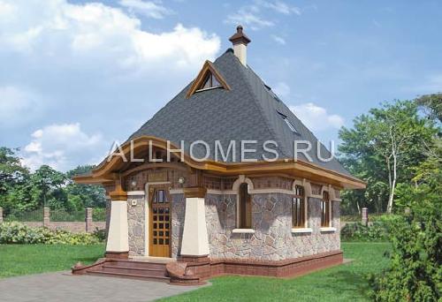 Свой уютнее проект tiny house маленький