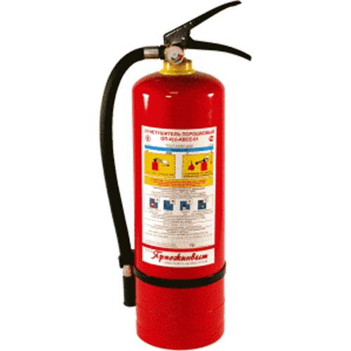 Огнетушитель порошковый ОП-5 переносные применяют как средство пожаротушения при возгорании различных типов веществ...