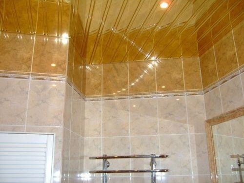 Зеркальная плитка и панели для стен и потолка