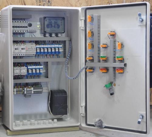 увеличением запросов комплект поставки щита управления синтетического